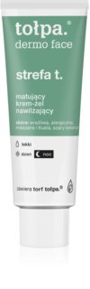 Tołpa Dermo Face T-Zone gel crema matifianta