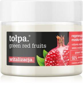 Tołpa Green Red Fruits regenerierende Nachtcreme