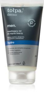 Tołpa Dermo Men Hydro хидратиращ почистващ гел за мъже
