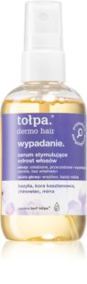 Tołpa Dermo Hair Spray zur Unterstützung des Haarwachstums