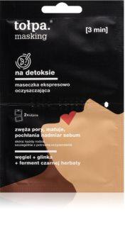 Tołpa Masking Rengörande avgiftningsmask