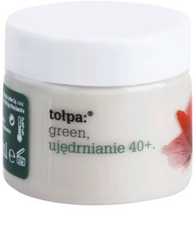 Tołpa Green Firming 40+ crème de nuit raffermissante effet anti-rides