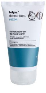 Tołpa Dermo Face Sebio Rengöringsgel för fet hud