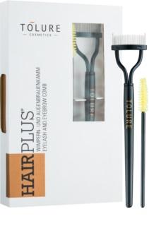 Tolure Cosmetics Hairplus sada (na řasy a obočí)