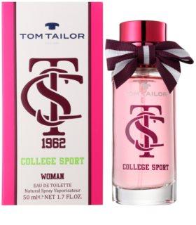 Tom Tailor College sport toaletná voda pre ženy