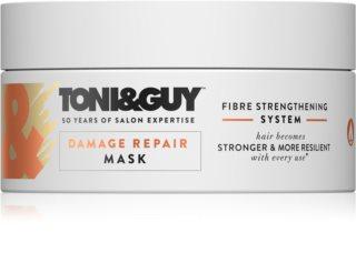 TONI&GUY Damage Repair αποκαταστατική μάσκα για κατεστραμμένα μαλλιά