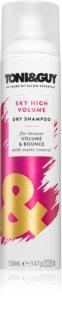 TONI&GUY Glamour suhi šampon za volumen