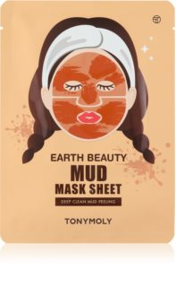 TONYMOLY Earth Beauty Mud maschera esfoliante viso