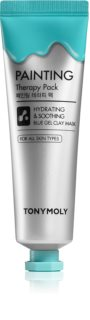 TONYMOLY Painting Therapy Pack Clay Mask with Soothing Effect