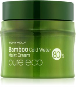 TONYMOLY Bamboo Pure Eco Moisturising Cream with Cooling Effect