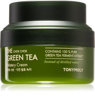 TONYMOLY The Chok Chok Green Tea Moisturising Cream With Green Tea extract