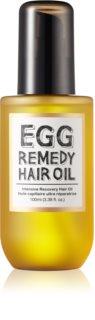 Too Cool For School Egg Remedy Hair Oil Haaröl für Nahrung und Glanz