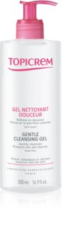 Topicrem UH BODY Gentle Cleansing Gel gel lavant doux visage, corps et cheveux