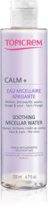 Topicrem CALM+ Soothing Micellar Water acqua micellare lenitiva per viso e occhi