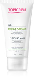 Topicrem AC Purifying Mask Deep Cleansing Mask for Oily and Combination Skin