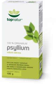 Topnatur Psyllium rozpustná vláknina pro detoxikaci organismu