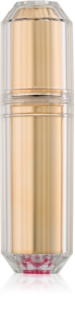 Travalo Bijoux Oval polnilno razpršilo za parfum uniseks Oval Gold
