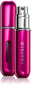 Travalo Classic Pink refillable atomiser Unisex pink