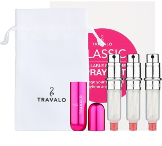 Travalo Classic HD Gift Set II. Unisex
