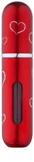 Travalo Classic HD Hearts vaporisateur parfum rechargeable mixte 5 ml  Red