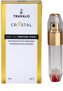 Travalo Crystal Gold