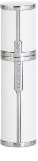 Travalo Milano szórófejes parfüm utántöltő palack unisex White