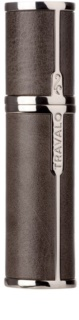 Travalo Milano Case U-change metal case for refillable atomiser Unisex Grey
