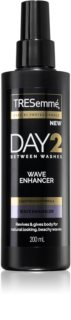 TRESemmé Day 2 Wave Enhancer spray styling para ondas definidas