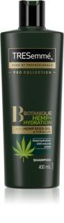 TRESemmé Botanique Hemp + Hydration hidratantni šampon s uljem kanabisa