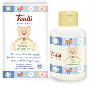 Trudi Baby Care детско подхранващо масло с пчелно млечице
