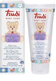 Trudi Baby Care защитен крем за кърмачета с пчелен восък и цинков оксид