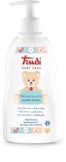 Trudi Baby Care Shampoo-Milch für Babys mit Blütenpollen