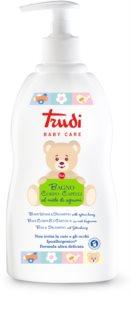 Trudi Baby Care детски шампоан и пяна за вана с мед от цитрусови плодове