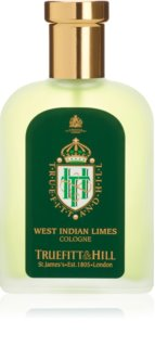 Truefitt & Hill West Indian Limes Eau de Cologne for Men