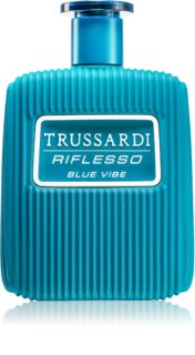 Trussardi Riflesso Blue Vibe Limited Edition Eau de Toilette for Men