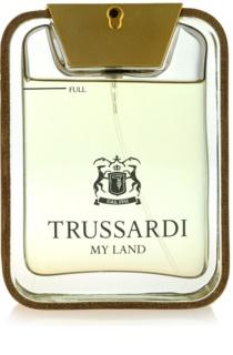 Trussardi My Land Eau deToilette pentru bărbați
