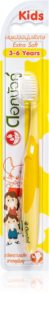Twin Lotus Kids 3-6 Years Toothbrush For Children Extra Soft