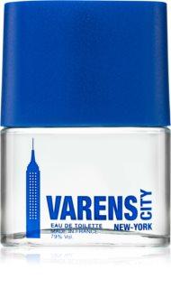 Ulric de Varens City New York Eau de Toilette pour homme