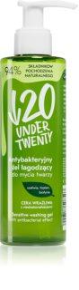 Under Twenty ANTI! ACNE Reinigungsgel  für Haut mit kleinen Makeln