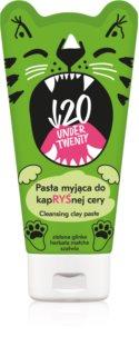 Under Twenty ANTI! ACNE Reinigungspaste für fettige Haut