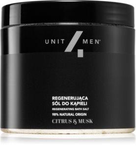Unit4Men Bath Salt Citrus & Musk