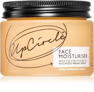 UpCircle Face Moisturizer hydratační krém pro všechny typy pleti