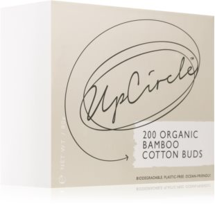 UpCircle Bamboo Cotton Buds cotons-tiges