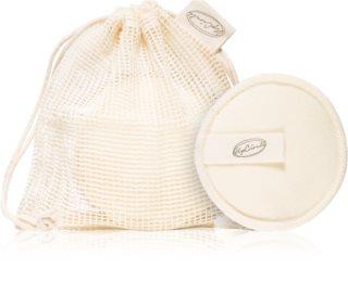 UpCircle Hemp and Cotton Makeup Pads bavlněné tamponky pro odlíčení a čištění pleti