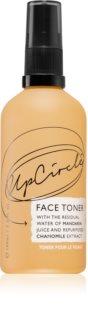 UpCircle Face Toner tonizační pleťová mlha se zklidňující účinkem