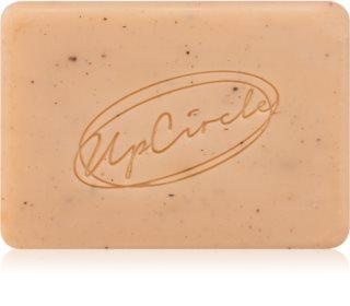 UpCircle Soap Bar Cinnamon + Ginger přírodní tuhé mýdlo na tělo a obličej