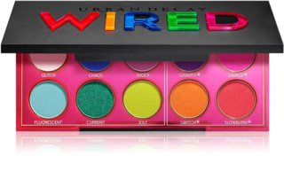 Urban Decay Wired paleta senčil za oči