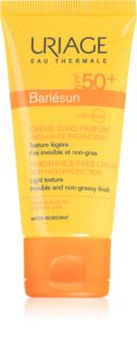 Uriage Bariésun crème solaire visage sans parfum SPF 50+