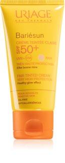 Uriage Bariésun Fair Tinted Cream SPF 50+ Sävyttävä Suojaava Voide SPF 50+