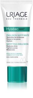 Uriage Hyséac Mat´ Matifying Emulsion gel-crème matifiant pour peaux grasses et mixtes